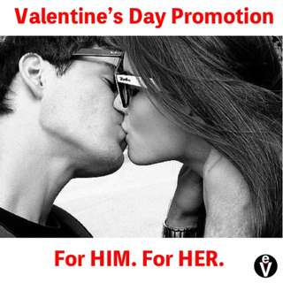 ❤️ Valentine's Day Promotion ❤️
