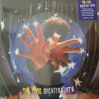The Cure - Greatest Hits (Picture Disc 2LP Record Day 2017)