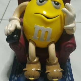 M&M's Dispenser