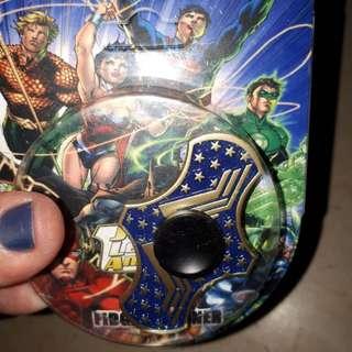 Wonderwoman spinner
