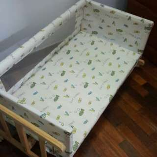 Baby Day Cot