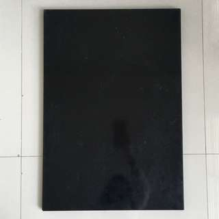 Ikea Magnetic Board (Black)