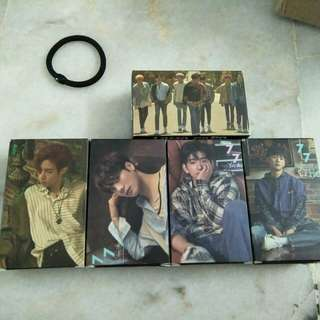 GOT7 Lomo Cards 7FOR7