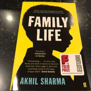 Offer! Family Life By Akhil Sharma