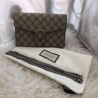 Gucci dionysus WOC
