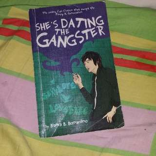She's Dating The Gangster First Edition