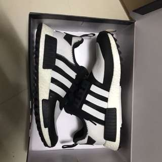 Adidas white mountaineering nmd