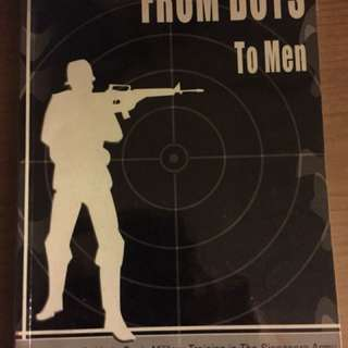 NS book - From Boys to Men