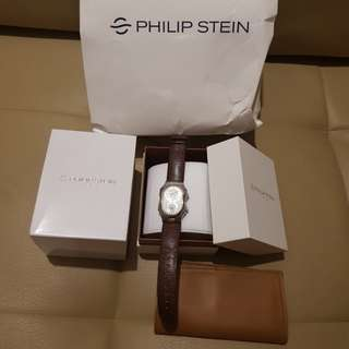 AUTHENTIC PHILIP STEIN WATCH