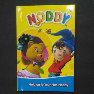 Noddy - Hold on to your hat, Noddy