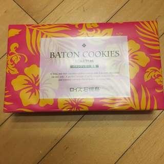 Royce baton cookies 石垣島