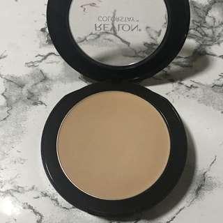 revlon colorstay pressed powder in light medium