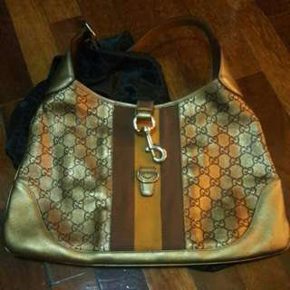Gucci Jackie O Authentic