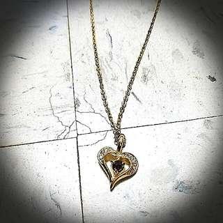 心型頸鍊 Heart Necklace