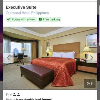 EXECUTIVE SUITE Diamond Hotel