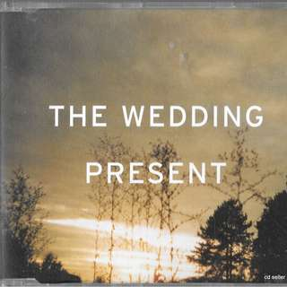 MY CD - SINGLE MAXI - THE WEDDING PRESENT / FREE DELIVERY