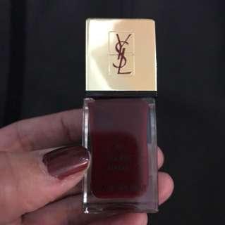 YSL Nail Color No6 Rouge Dada