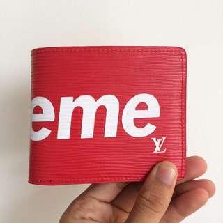 Lv supreme wallet