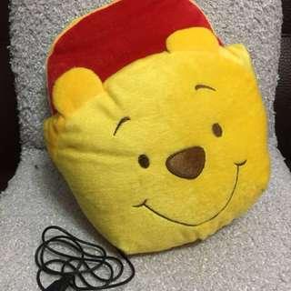 Winner the Pooh foot warmer 暖腳器