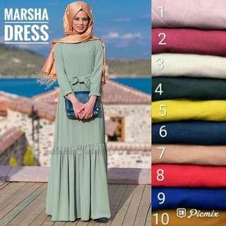 plus plus size turkish dress