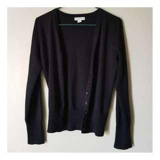 Black Cotton On Cardigan
