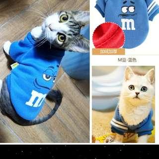 貓衣服( S , XS size)