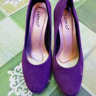 Sepatu pump high heels fashion preloved