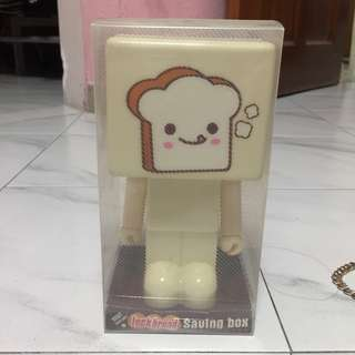 Lucky Bread Savings Box