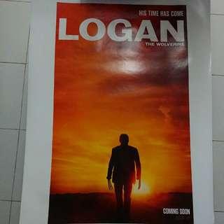 Logan - The Wolverine Poster (Big Size)