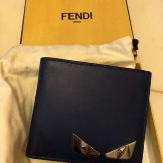 FENDI男裝銀包