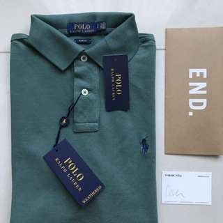Polo Ralph Lauren Slim Fit Polo - Small