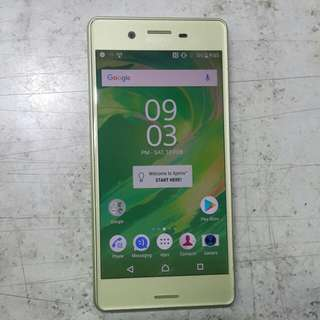 Sony Xperia x performance 64gb dual SIM
