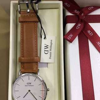 Daniel wellington for him and for her