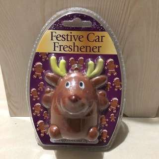 Car freshener (gingerbread spice)