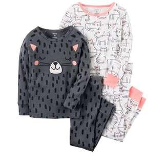 BN Carters Cat pyjamas