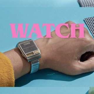 ⌚️Vintage SEIKO A965 Watch