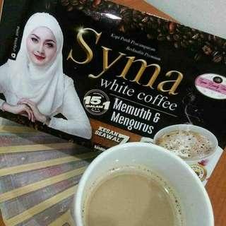 Syma white coffe