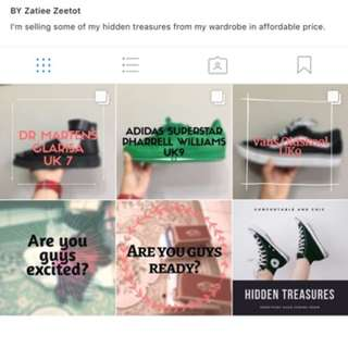 Follow my igshop @hiddentreasuresbyzeetot