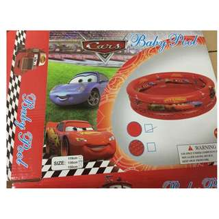 Cars  Inflatable Pool