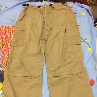 Columbia khaki pants