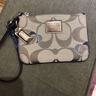 Coach coins bag