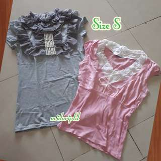 2pcs Bangkok Top Cantik