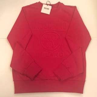 (Yr 12) Moschino sweatshirt