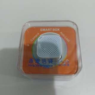 Camera, anti lost, calls, music, 藍牙smart box