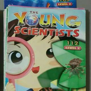 Young scientists