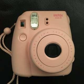 Instax mini 8 即影即有相機 camera