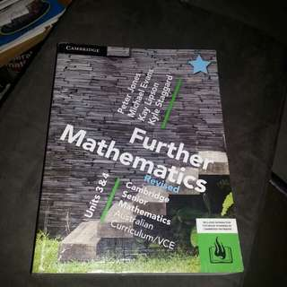 Cambridge General and Further Maths