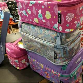 SMIGGLE LUNCH BOX 2 TIER