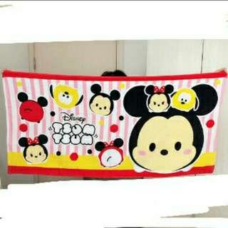 Tsum tsum towel
