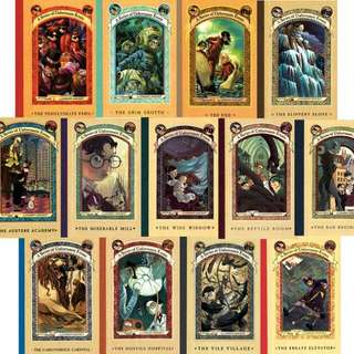 [EBOOK] A Series of Unfortunate Events by Lemony Snicket